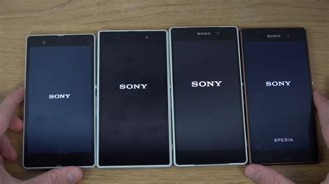 Hp Sony Experia Z1 Z2 Z3 sony xperia z3 vs sony xperia z2 vs sony xperia z1 vs sony xperia z which is faster 4k