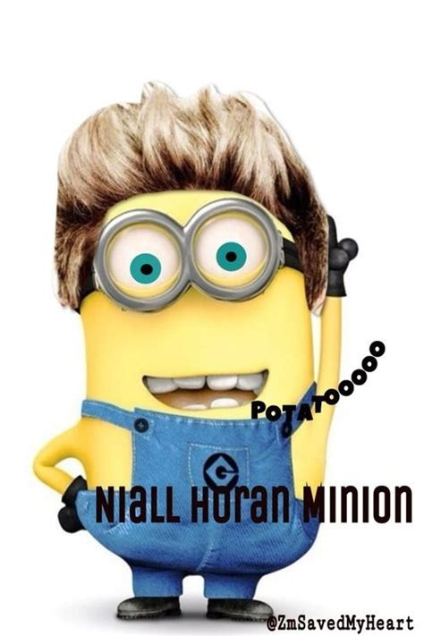 imagenes de los minions one direction niall minion image 858443 by awesomeguy on favim com