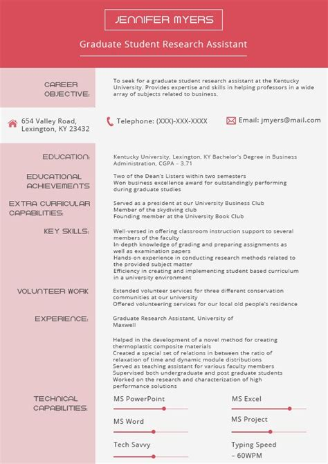 how to make a really resume