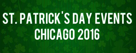 st s day events chicago 2016