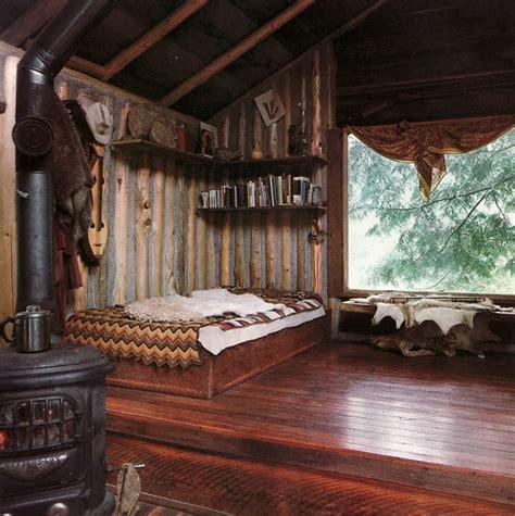 rustic cabin bedrooms rustic bohemian cabin bedroom industrial corrugated iron