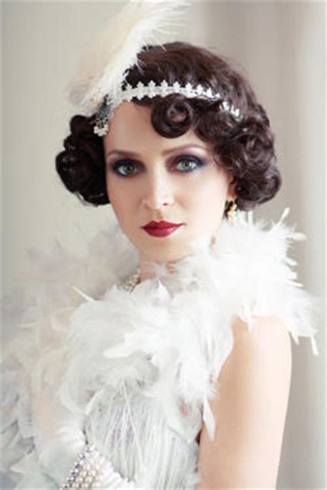 Get The Great Gatsby 1920?s Makeup Look   Looks   Wendy
