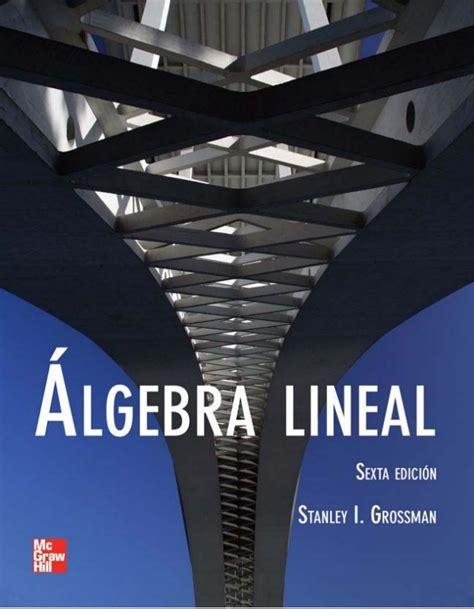 alg com tu algebra grossman