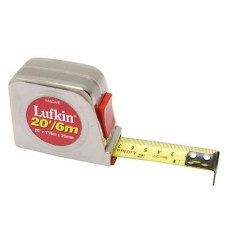 Home Depot Lufkin Tx by Lufkin 20 Ft Power Return Measure Y46cme The Home