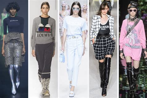 Cqs Guide To The Seasons Difficult Trends Work For You 1 The Maxi Dress by The Top 9 Runway Trends From The 2018 Shows