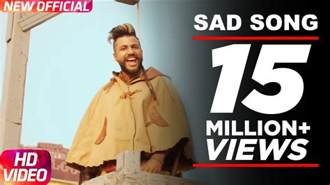 sukhe hair style in sucide song full pics sad song full song sukh e muzical doctorz latest