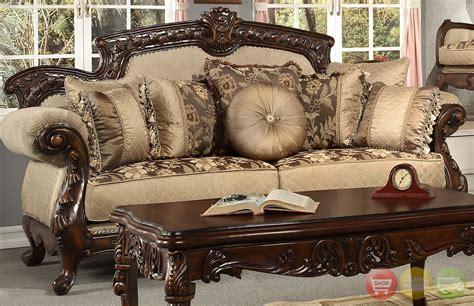 Antique Furniture Sofa Styles by Formal Living Room Antique Style Luxury Sofa Set Hd 296