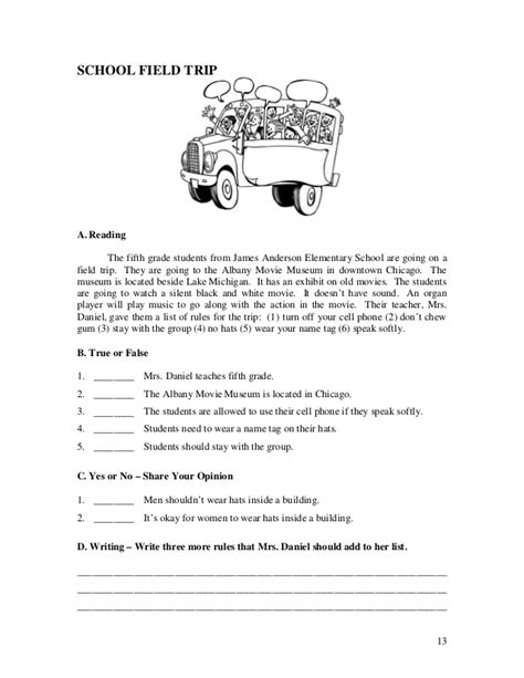 reading comprehension test adults short story worksheets lesupercoin printables worksheets