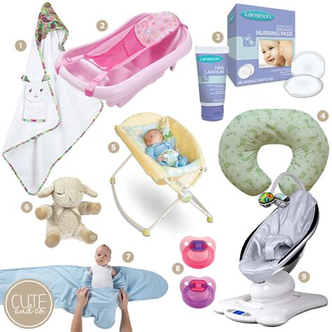 7 Must Haveb Aby Accessories by Must Baby Items Co