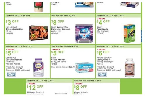 grocery coupons british columbia