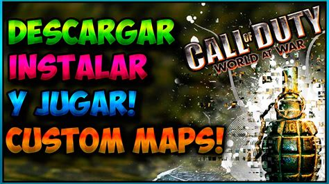 custom map world at war 191 c 243 mo descargar instalar y jugar a custom maps world at