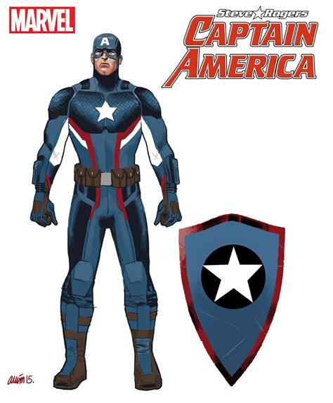 captain america marvel america 1 steve rogers returns to in marvel comics captain