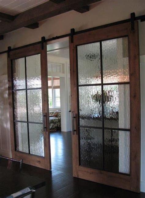 sliding barn doors ideas   rustic feel digsdigs