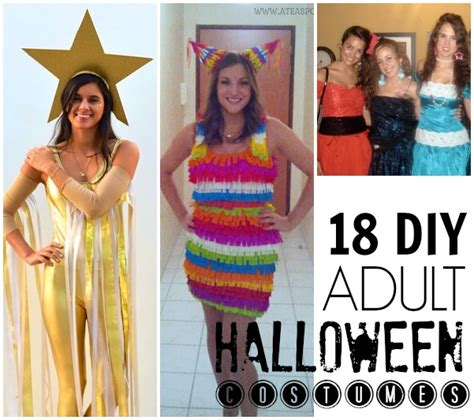 Easy Handmade Costumes - 19 easy diy costumes c r a f t