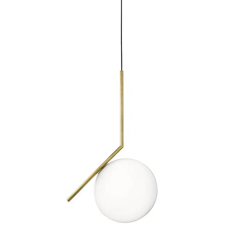 Buy Flos Ic S2 Ceiling Light Brass Amara Flos Ceiling Light