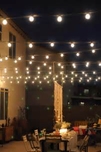 Outdoor Lighting For Patio Houzz Contest A Pretty Backyard Dinner