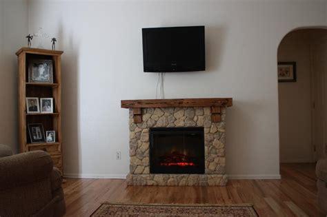Dimplex Stone Electric Fireplace Fireplace Pinterest Rock Electric Fireplace