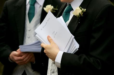 Wedding Usher by How To Be A Wedding Usher The Of Manliness