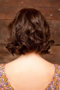 back view wavy bob for thick hair 2015 13 best short layered curly hair short hairstyles 2016
