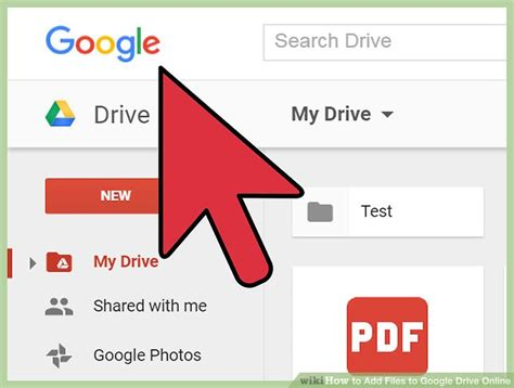 drive pdf 3 ways to add files to google drive online wikihow