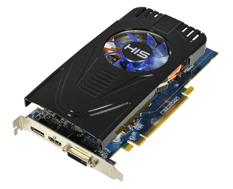 Vga Ati Radeon Hd 5770 his ati radeon hd 5770 1gb gddr5 pcie directx 11 hdmi dvi vga graphics card ebay