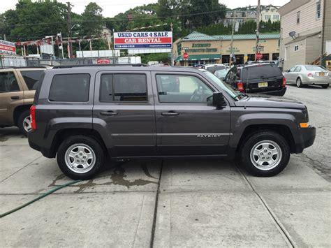 Jeep Patriot Sport For Sale Used 2014 Jeep Patriot Sport Suv 11 590 00