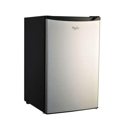 bedroom refrigerator whirlpool 4 3 cu ft compact room office rv bedroom refrigerator new ebay