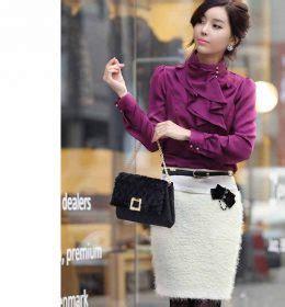 dress import cantik lengan panjang bunga model terbaru