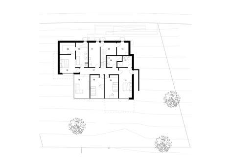 Floor Plan gallery of objekt 254 meier architekten 21