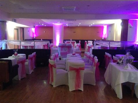 wedding or party chair cover hire liverpool wirral