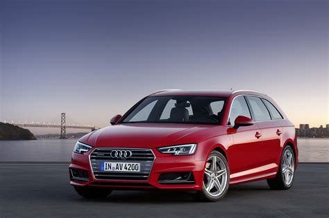 Neuer Audi A4 Avant by All New Audi A4 And A4 Avant Tech Specs And Images Not