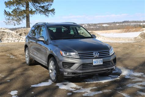 Vw Touareg Tdi Review by Review 2015 Volkswagen Touareg Tdi Canadian Auto Review