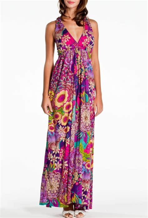 Robe Longue Ete Hippie Chic 2018 - robe longue d 233 t 233 imprim 233 e boh 232 me hippie chic ren 233 derhy