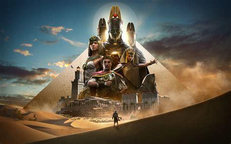 wallpaper 4k assassin s creed assassins creed origins 2017 game 4k 8k wallpapers hd