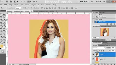 how to a fan edit photoshop edit 1