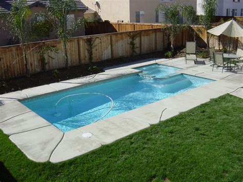 poolside designs rectangular pool designs homesfeed