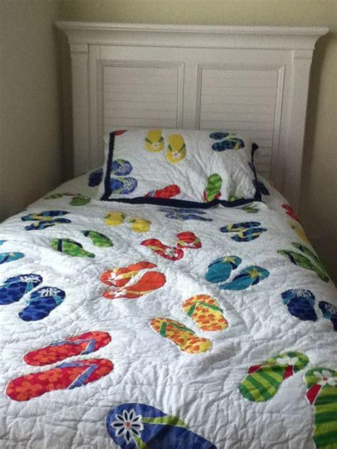 flip flop bedding flip flop bed flip flops pinterest