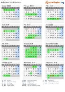 Kalender 2018 Zum Ausdrucken Mit Feiertagen Bayern Kalender 2018 Ferien Bayern Feiertage