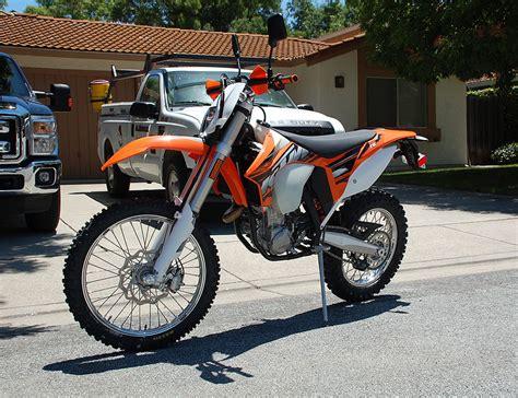 ktm garage new pumpkin in the garage 2013 ktm 500 exc south bay
