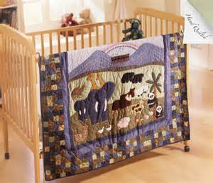 Baby Bedding Sets Noah S Ark Noah S Ark Baby By Donna Sharp Quilts