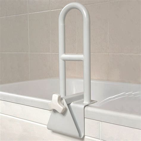bathtub handrail bathroom safety rail jpg