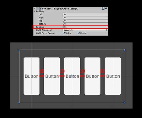 unity horizontal layout group laird studio 客座文章 unity ugui 原理篇