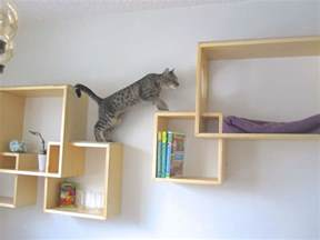 Cat Bookshelves Modern Cat Tree Alternatives For Up To Date Pets