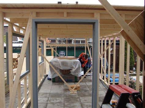 dak voor schuur ge 239 soleerde schuur