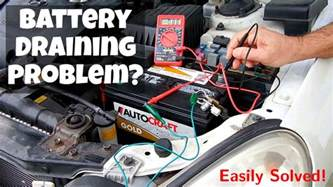 Fiat 500 Battery Problems Easily Identify Vehicle Battery Draining Problems