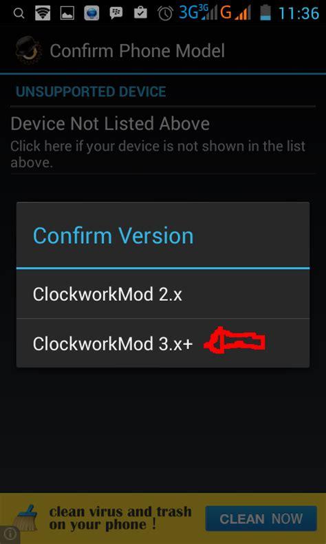 tutorial flash via cwm cara install cwm recovery di android flashing tutorial