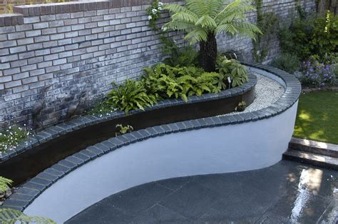 Patio Water Garden by Water Features Patio Garden Outdoor Designing