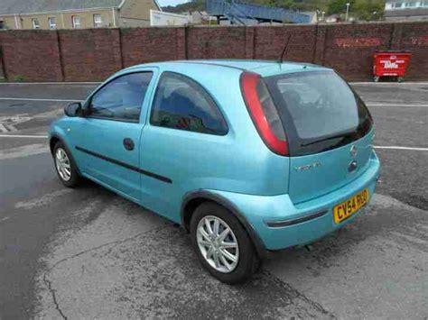 3 Door Corsa For Sale by Vauxhall Opel Corsa 1 0 2004my 3 Door Car For Sale