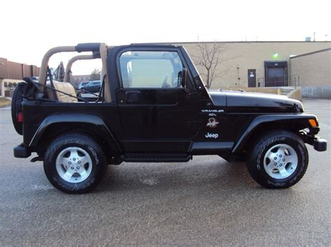 2000 Jeep Wrangler Accessories Highland Motors Chicago Schaumburg Il Used Cars