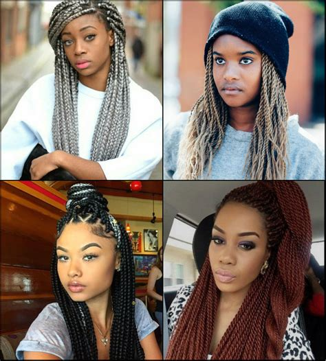 2017 Hairstyles For Braids by Twists And Braids Black Hairstyles 2017 Hairstyles 2017